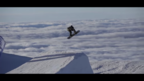 Sierra Nevada - A Sunset Session in the Snowpark