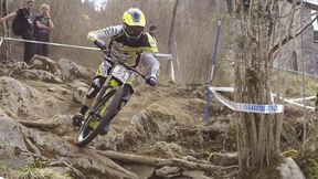 Lourdes Mountain Bike World Cup Run
