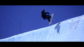 Sierra Nevada - Trying Half Pipe - Copa del Mundo