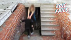 How To Lose Friends And Hurt People Doing Parkour | Epic Fails