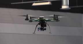 Will Swarm Drones Be Instrumental In The Future Of Disaster Relief? | Flight Club News, Ep. 3