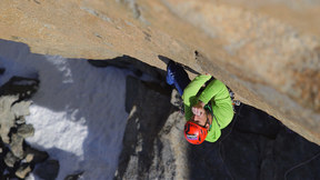 Tommy Caldwell Fights His Way Up Ice-Covered Crack Line | Best of EpicTV May 2015
