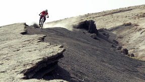 Blowing Up Volcanic Dust In Lanzarote | Trail Dealers, Ep. 1