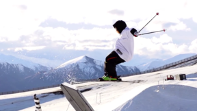 Armada Skis - Tanner Hall, JP Auclair, Phil Casabon, Henrik Harlaut in SLOW MOTION