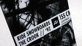 The Ride Crook Snowboard Review 2015/2016 | EpicTV Gear Geek
