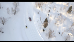 DJI - Changbai mountain racing