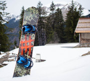 The Lobster Halldor Pro Snowboard Review 2015/2016 | EpicTV Gear Geek
