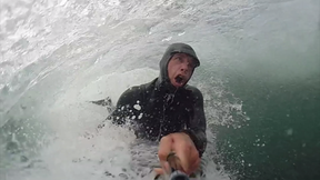 Allegro | This Slow-Motion Bodyboarding Barrel Will Make Your Day