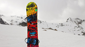 The Capita Scott Stevens Snowboard Review 2015/2016 | EpicTV Gear Geek