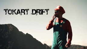 Tokart Drift | Real Life Mario Cart Racing