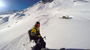 Epic European Freeriding | Skiing Sweet Lines in the Alps