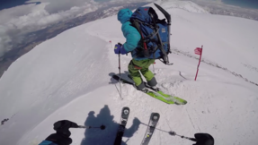 Skiing Mt. Elbrus | How To Climb And Ski Europe's Highest Peak In 60 Seconds
