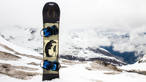 The Salomon Villain Snowboard 2015/2016 Review | EpicTV Gear Geek