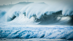 Colors of Winter | Witnessing a Historic Swell at Nazaré