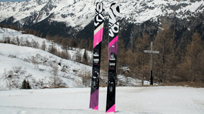 Völkl 100Eight Pink Ski Review 2015/2016 | EpicTV Gear Geek