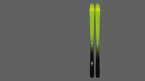 K2 Pinnacle 95 Ski Review 2015/2016 | EpicTV Gear Geek