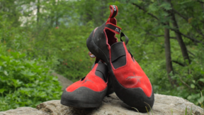 Five Ten MoccAsym Climbing Shoe 2015 Review | EpicTV Gear Geek