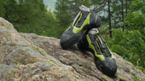 Edelrid Cyclone Climbing Shoe 2015 Review | EpicTV Gear Geek