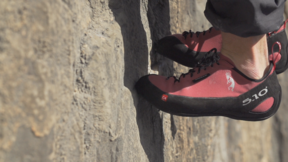 Five Ten Anasazi Pink LU Climbing Shoe 2015 Review | EpicTV Gear Geek