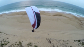 HEXO+ - Xavier De Le Rue Paragliding - A Flight with the HEXO+