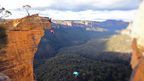 BLUETOPIA | Climbing, Trail Running, And BASE Jumping In Australia's Blue Mountains