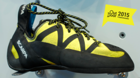 The Scarpa Vapour Lace Climbing Shoe - 2015 Review | Outdoor 2015