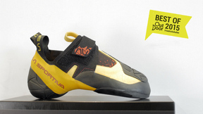 The La Sportiva Skwama Climbing Shoe - 2015 Review | Outdoor 2015