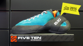 The Five Ten Verdon Climbing Shoe - 2015 Review | Outdoor 2015