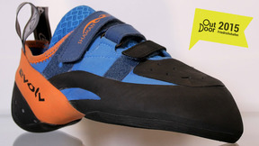 The Evolv Shaman Climbing Shoe - 2015 Review | Outdoor 2015