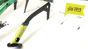The Austrialpin Mini phRugo Ice Axe - 2015 Review | OutDoor 2015