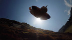 The Flying Unicorn | The First Ever Unicorn to Wingsuit Without a Parachute!