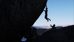Evening Sent | A Chilly Ascent Of A V14 Classic