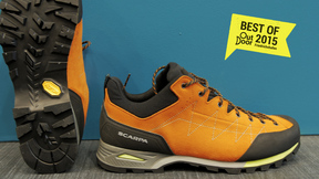 The Scarpa Zodiac - 2015 Review | Outdoor 2015