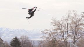 City Of Shadows | Capturing Urban Skiing When No One Is Watching