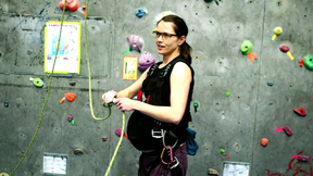 9 Months | Being Pregnant Won't Stop This Soon To Be Mama From Climbing