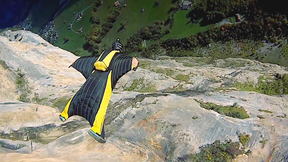 Project: Flight | An International Wingsuit Collaboration