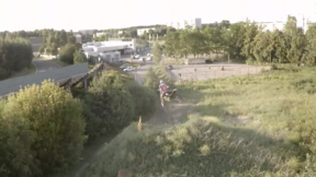 AirDog - FMX backyard session