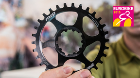 2016 MRP Wave Ring Chainring Preview | Eurobike 2015