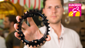 2016 Absolute Black Oval Chainrings Preview | Eurobike 2015