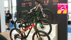 2016 Scott Genius Tuned Plus Range Preview  | Eurobike 2015