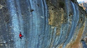 Follow The Red Dots | One Man's Journey To Repeat Chris Sharma's 'Papichulo' (9a+/5.15a)