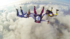 Skydive Portugal | Falling Down, Flying Above, Getting Stoked