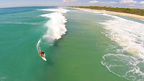 Stunning Aussie Surf | Action From Above A Brilliant Surf Spot