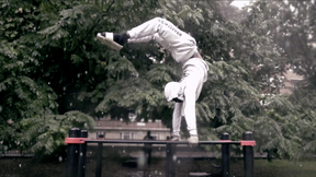 Extreme Freestyle Calisthenics In Rain Soaked London | Barstarzz Freestyle Calisthenics, Ep. 12