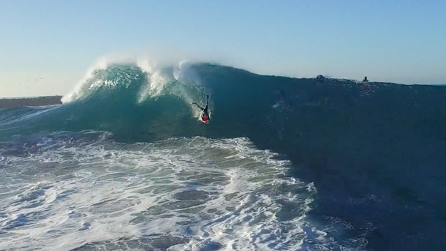 The Wedge | Epic Swell At Newport Beach, Labor Day 2015