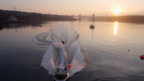 Early Bird Catches The Worm | Sunrise Wakeboard Session On The Menai Strait