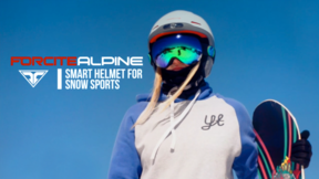 Forcite Alpine - Smart Helmet
