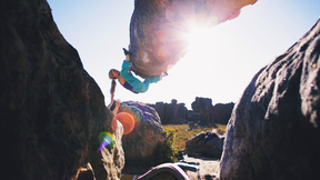 Shauna Coxsey Rediscovers The Fun Side Of Climbing In Rocklands