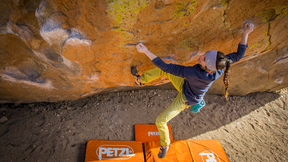 Alex Puccio Crushes The Classics (Stained Glass V10, Direction V13, The Swarm V13) In Bishop