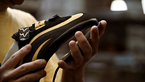 Watch La Sportiva Climbing Shoes Being Made By Hand
